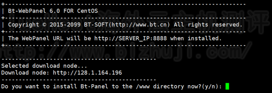 BlueHost VPS主机一键安装宝塔面板